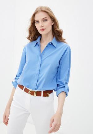 Рубашка Betty Barclay. Цвет: голубой