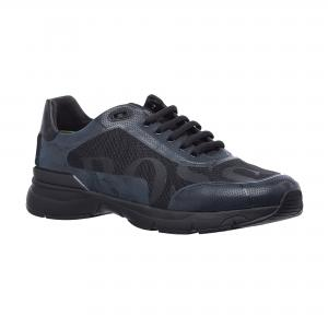Кроссовки Velocity Running Inspired Sneakers in Mesh Hugo Boss
