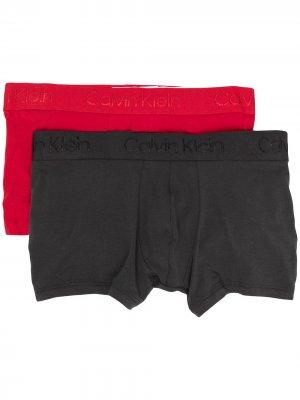 Комплект из двух боксеров Calvin Klein Underwear. Цвет: красный