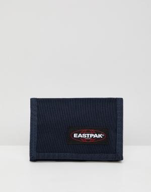 Темно-синий бумажник Eastpak