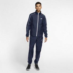 Мужской спортивный костюм из тканого материала Sportswear - Синий Nike