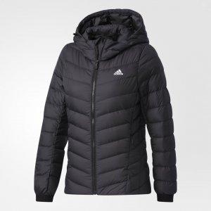 Пуховик Climawarm Performance adidas. Цвет: черный