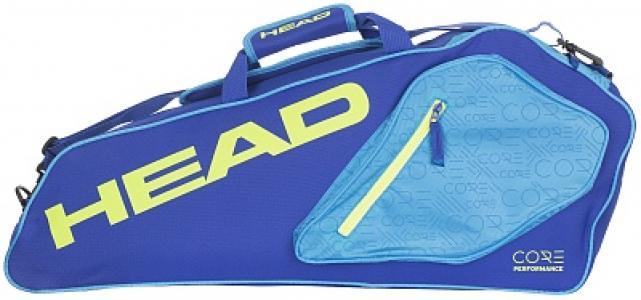 Сумка Core 3R Pro Bag Head. Цвет: синий