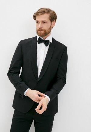 Пиджак Hugo Jeffery183E. Цвет: черный