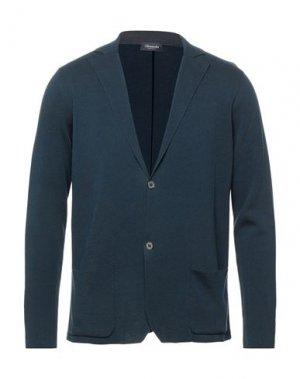 Пиджак DRUMOHR. Цвет: синий