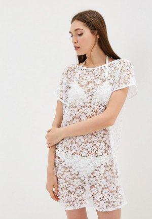 1c5485038302e05 Белые женские пляжные туники купить в интернет-магазине LikeWear.ru