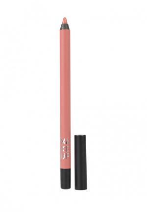 Карандаш для губ Make Up Factory Color Perfection Lip Liner т.7 Античный розовый. Цвет: розовый