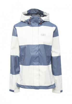 Куртка Helly Hansen W NINE K JACKET. Цвет: синий