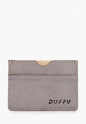 Кредитница Duffy. Цвет: серый