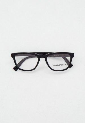 Оправа Dolce&Gabbana DG3333 501. Цвет: черный