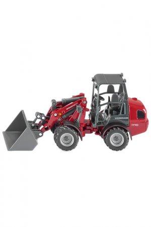 Трактор садовый SIKU. Цвет: красный