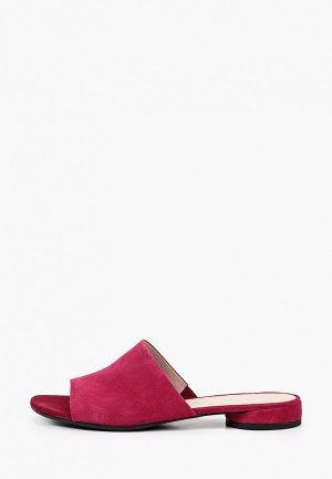 Сабо Ecco W FLAT SANDAL II. Цвет: розовый