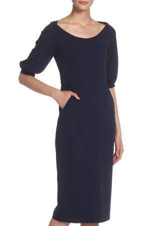 Платье IQDRESS. Цвет: темно-синий