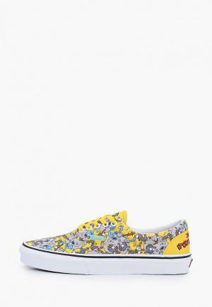 Кеды Vans X The Simpsons Era. Цвет: разноцветный