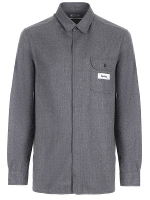 Рубашка casual fit хлопковая KENZO