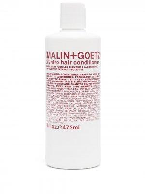 Кондиционер для волос Cilantro MALIN+GOETZ. Цвет: белый