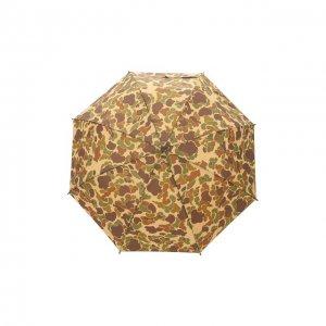 Складной зонт RRL. Цвет: разноцветный