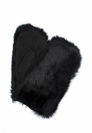 Варежки Eleganzza EL858DWKC853. Цвет: черный
