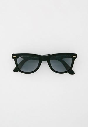 Очки солнцезащитные Ray-Ban® RB2140 6495R5. Цвет: черный