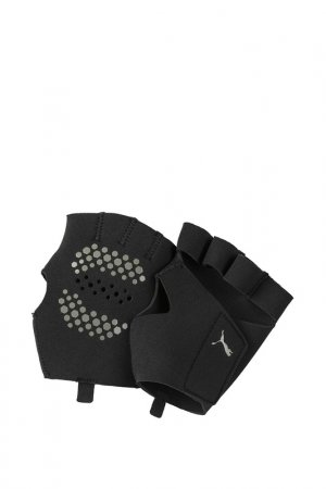 Перчатки для фитнеса Tr Ess Puma. Цвет: черный