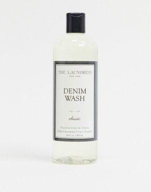 Жидкий стиральный порошок для джинсовой одежды 475 мл -Бесцветный The Laundress