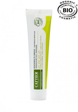 Зубная паста Cattier Дентаржиль анисовая против образования зубного налета и камня