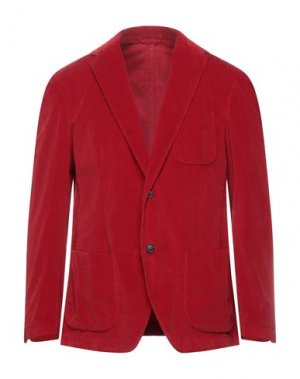 Пиджак ALTEA. Цвет: красный