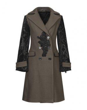 Пальто MASON'S. Цвет: хаки