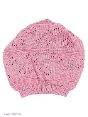 Шапка Ander. Цвет: бледно-розовый, розовый