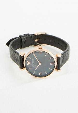 Часы Emporio Armani AR11060. Цвет: черный
