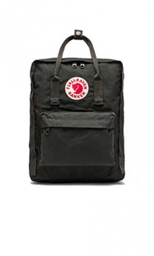Рюкзак kanken Fjallraven. Цвет: серый