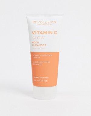 Очищающее средство для тела с витамином C -Бесцветный Revolution