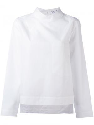 Блузка Say Libertine-Libertine. Цвет: белый