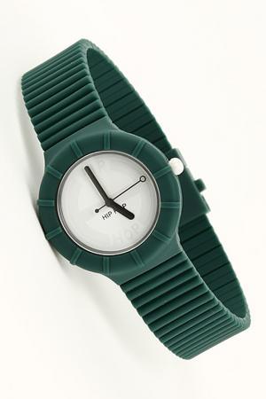 Часы наручные Hip Hop. Цвет: зеленый