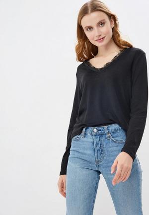 Пуловер Befree. Цвет: черный