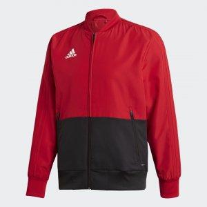 Парадная куртка Condivo 18 Performance adidas. Цвет: красный