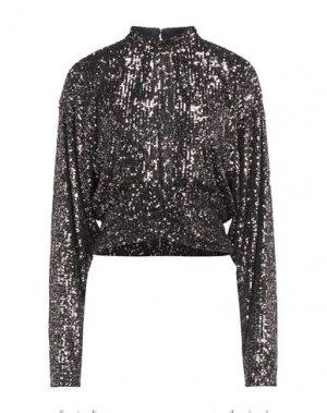 Блузка ANIYE BY. Цвет: бронзовый