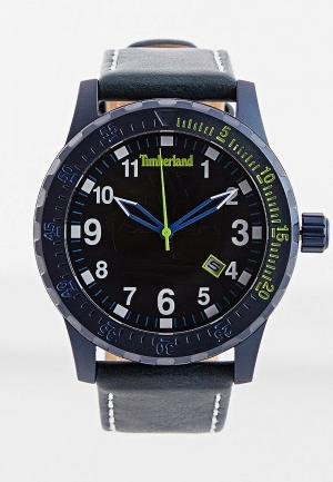 Часы Timberland. Цвет: синий