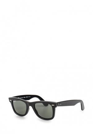 Очки солнцезащитные Ray-Ban® RB2140 901/58. Цвет: черный