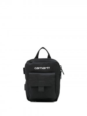 Кошелек Payton Carhartt WIP. Цвет: черный