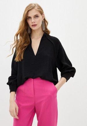 Блуза Ba&Sh. Цвет: черный