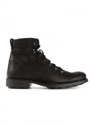 Ботинки B Store. Цвет: чёрный