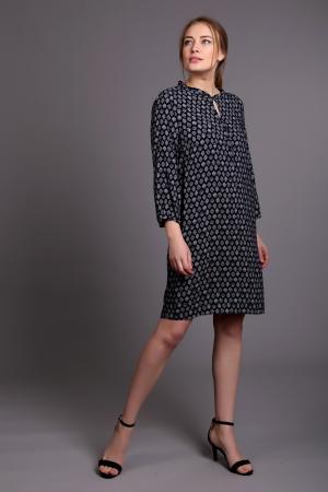 Короткое платье Cinque. Цвет: белый