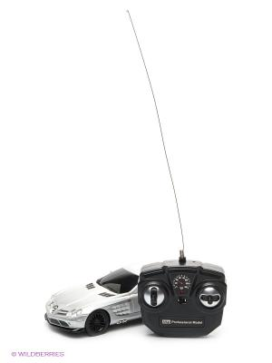 Радиуправляемая машинка Mercedes-Benz SLR McLaren KAISER. Цвет: серебристый, черный