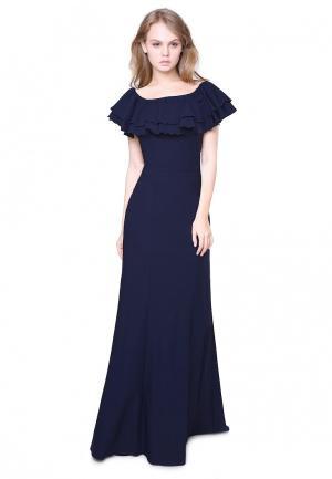 Платье Marichuell FERRE. Цвет: синий