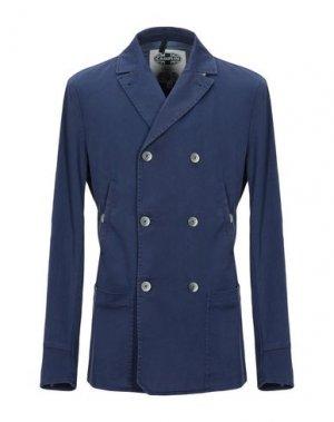 Пиджак CAMPLIN. Цвет: синий