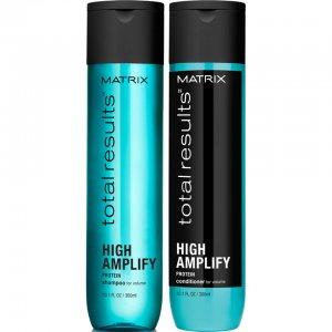 Шампунь и кондиционер для объема тонких волос Total Results High Amplify Shampoo and Conditioner (300 мл) Matrix