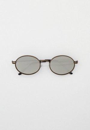Очки солнцезащитные Ray Flector RF0802. Цвет: серый