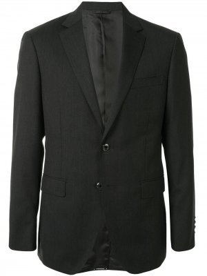 Durban однобортный пиджак D'urban. Цвет: черный
