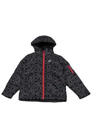 Сноубордическая куртка SHAKIRA Five seasons. Цвет: черный